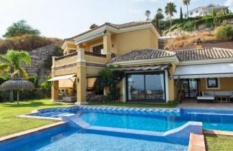 Rusztikus stílusú 4 szobás villa Puerto del Almendroban