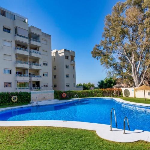 Apartman Marbella kertvárosi részén a Costabellán