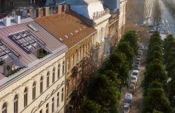 EXCLUSIVE APARTMENTS IN THE HEART OF BUDAPEST
