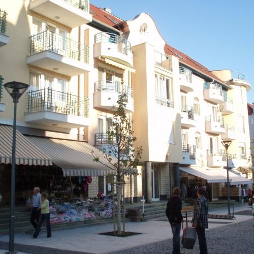 Hévíz, sétáló utcai üzlethelyiség