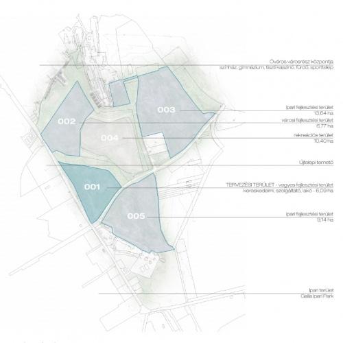Tatabányai Innovációs Park projekttel együtt eladó!