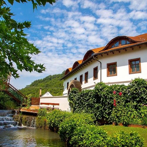 Birtok és kiállítási helyszín az Aggteleki Nemzeti Parkban