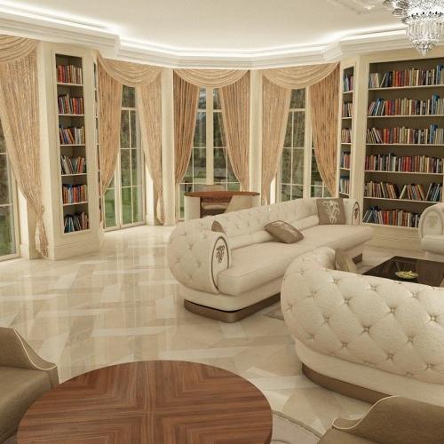 Luxus villa a 2. kerületben Szépvölgy negyedben