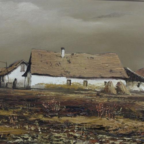Puskás Imre - Tanya (régi emlék)